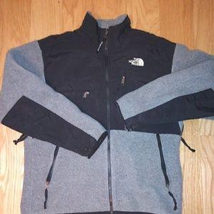 The Northface Face polartec jacket. Sz M